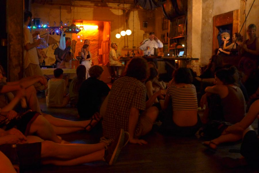 Lange Nacht der Hörkunst 2015