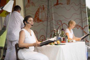 Szenische Lesung - 2. Hörspielmanusript-Wettbewerb