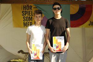 8. Kinder- und Jugendhörspielwettbewerb