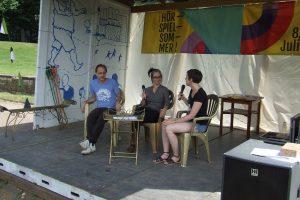 Interview mit Hörspielmachern