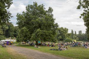 Heiliger Wiesenschutzbaum
