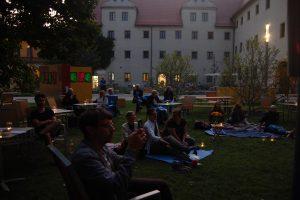 laue Sommernächte in Wittenberg