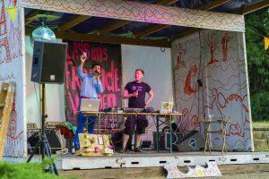 Demo Dandies auf der Hörspielsommerbühne - von Jupp Hoffmann Fotografie