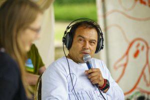Moderator Gerardo Lerma Hernandez - von Jupp Hoffmann Fotografie