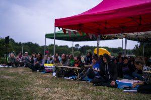 Zuhörer*innen beim Live-Act - von Jupp Hoffmann Fotografie