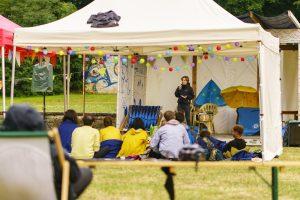 Wetterfestes Publikum - von Jupp Hoffmann Fotografie