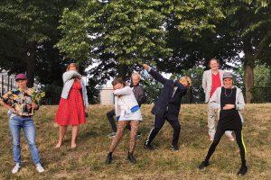 Gewinner*innen 18. Internationaler Hörspielwettbewerb / Foto: Hörspielsommer e. V.