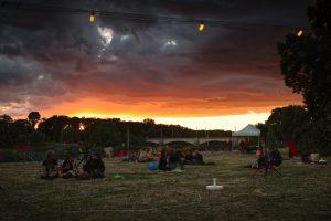 Abendliche Wolken / Foto: Tino Pfundt