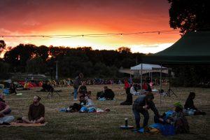 Sonnenuntergang / Foto: Tino Pfundt